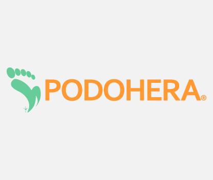 Rediseño logotipo PODOHERA