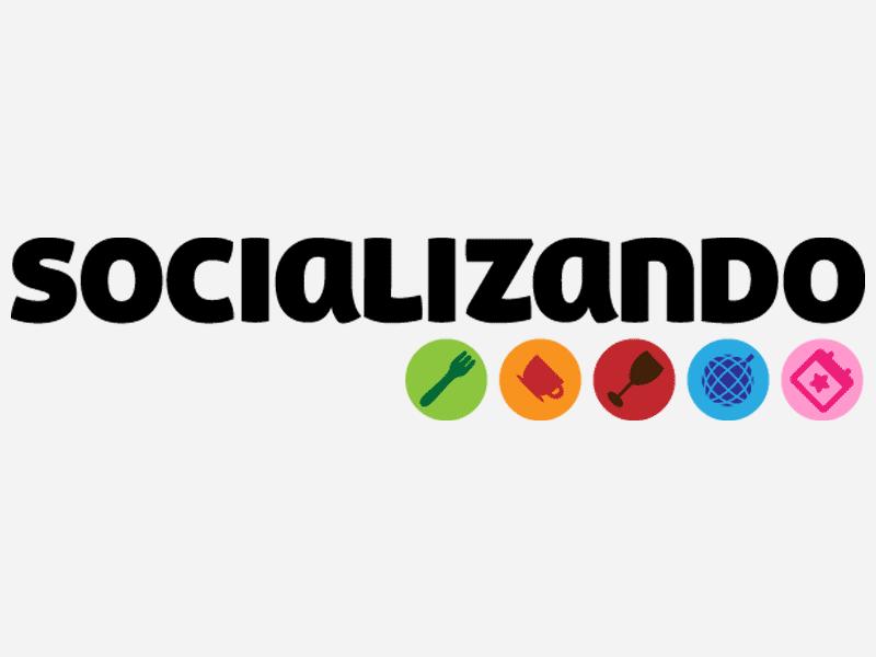 Logotipo Socializando